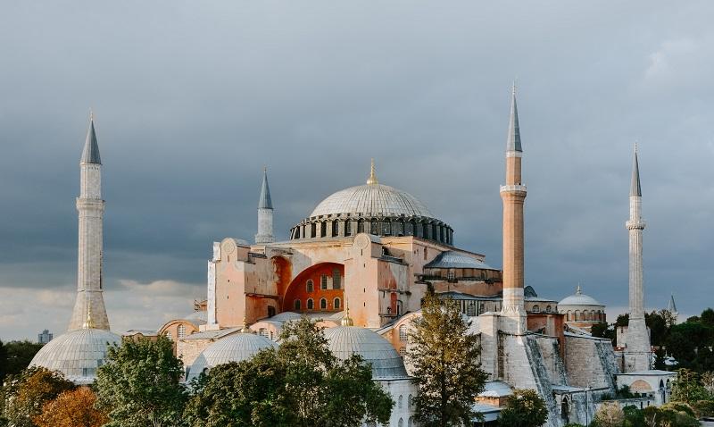 (Aya Sofya) istanbul