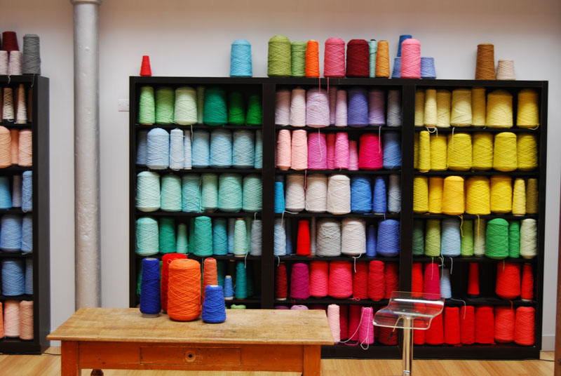 Yarn Store / Credit Dovecot  Studios