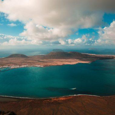 Mirador del Rio La Graciosa Lanzarote