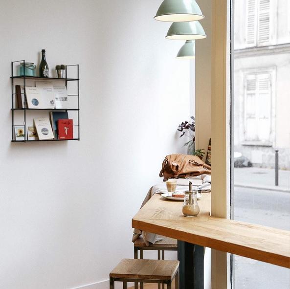Exagone cafè paris, Parigi