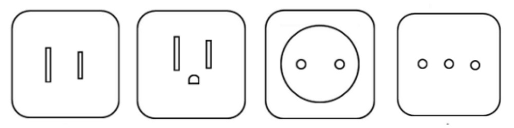 prese elettriche cuba
