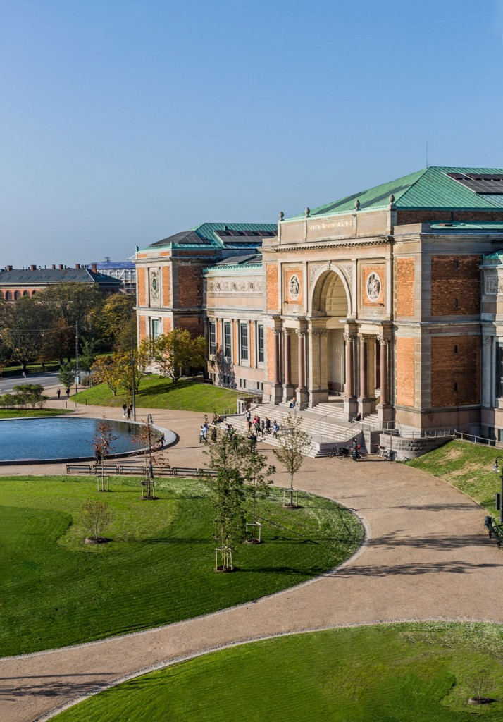 staten-museum-for-kunst-copenhagen-denmark-old-building cos vedere a copenaghen