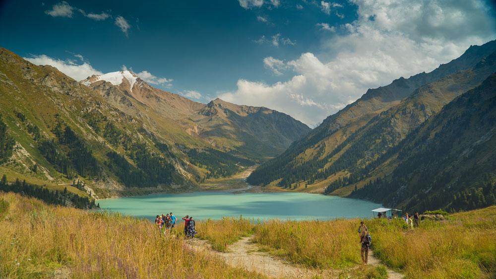 almaty-big-lake
