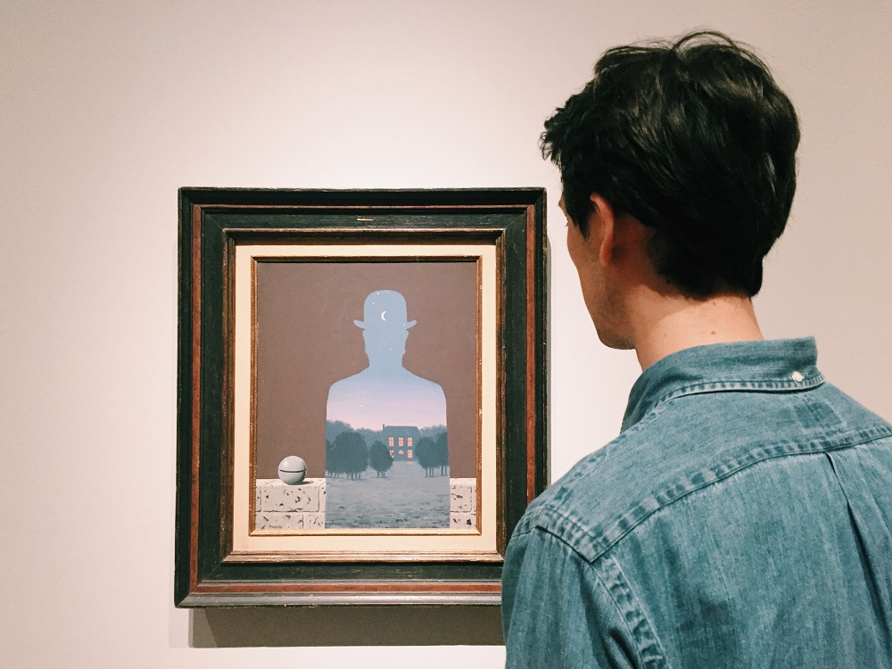 cosa vedere a francoforte Shirn Kunsthalle Magritte Exhibition