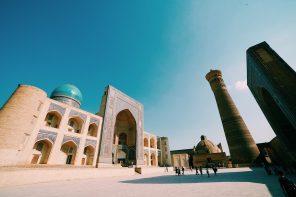 Lost in Uzbekistan: città luccicanti e vie della seta