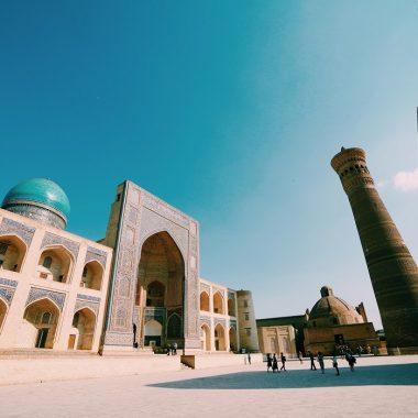 Lost in Uzbekistan