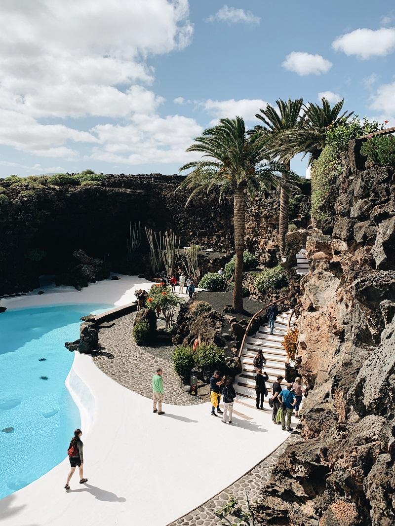 Jameo del Agua a Lanzarote sara izzi Isole canarie quale scegliere