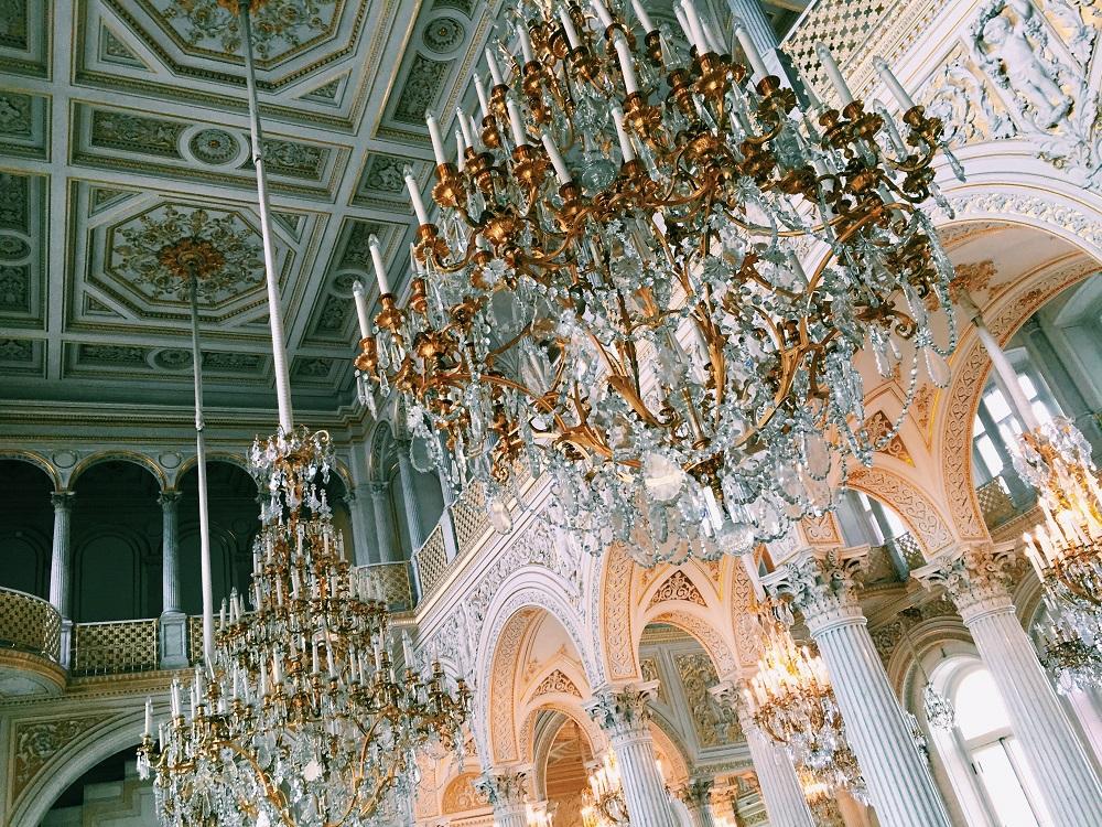 San Pietroburgo cosa vedere Hermitage