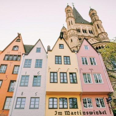 Colonia cosa vedere, Germania