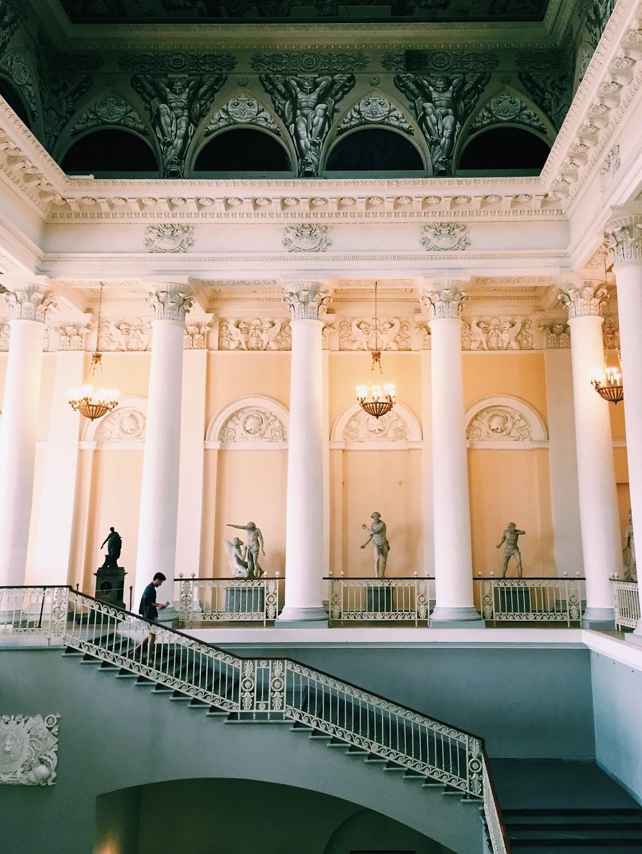 Russian Museum San Pietroburgo