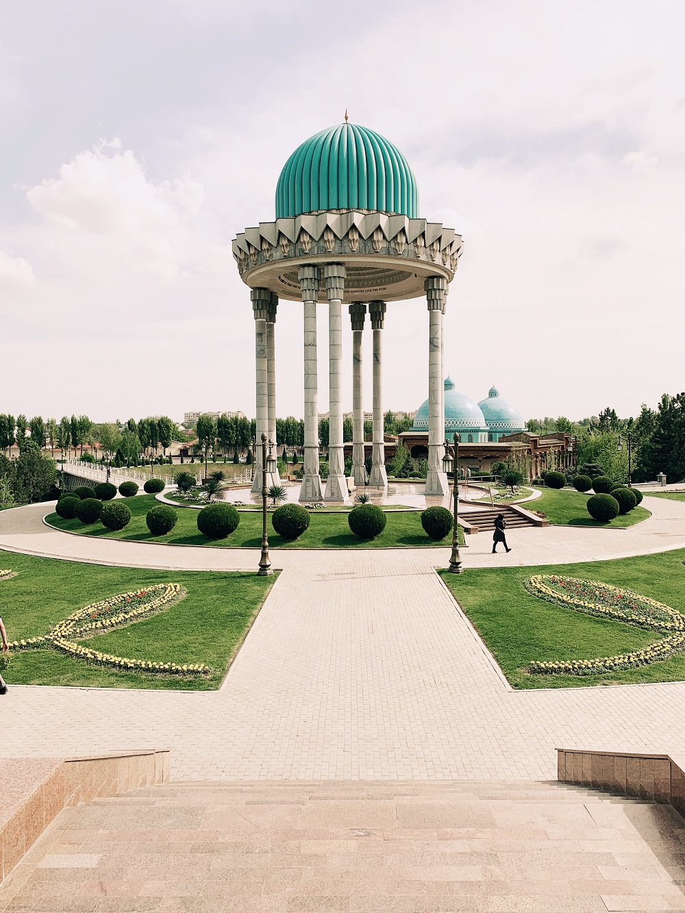 Parco della Repressione Tashkent / cosa vedere a tashkent