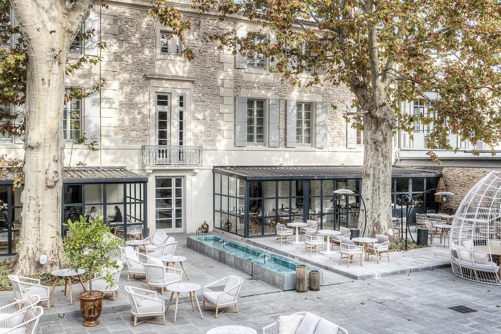 Le Saint Remy hotel provenza