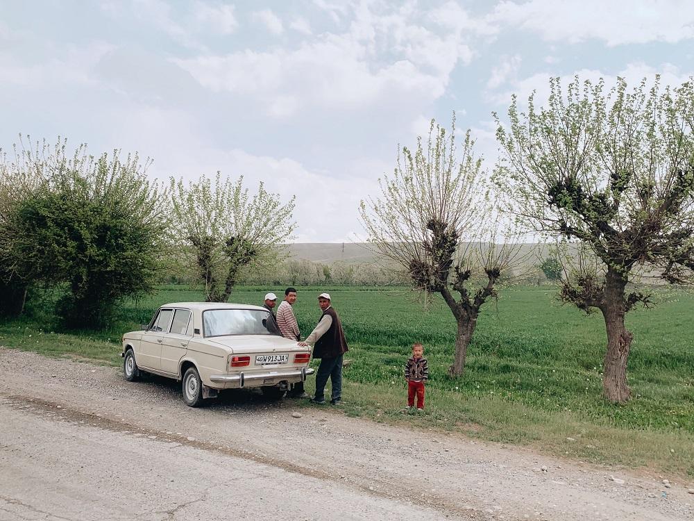 Fergana Uzbekistan