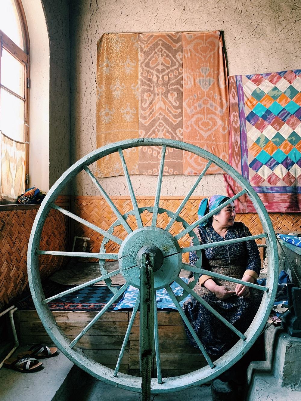 Fergana valle uzbekistan silk road credits thelostavocado.com