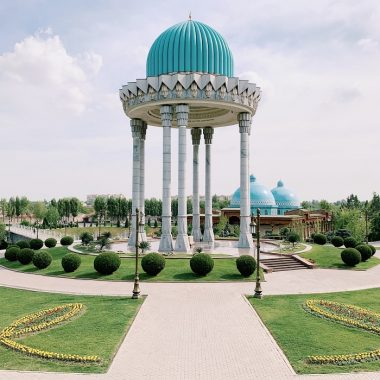 Cosa vedere a Tashkent - The lost Avocado