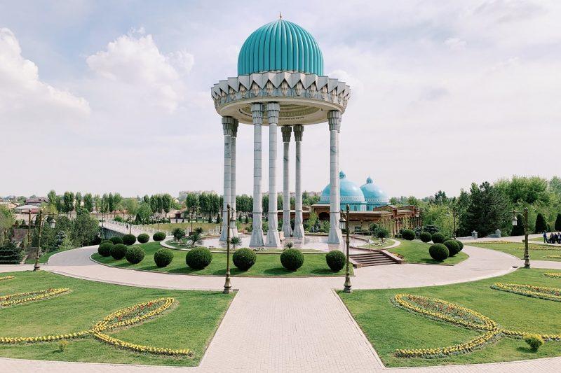 Cosa vedere a Tashkent - The lost Avocado