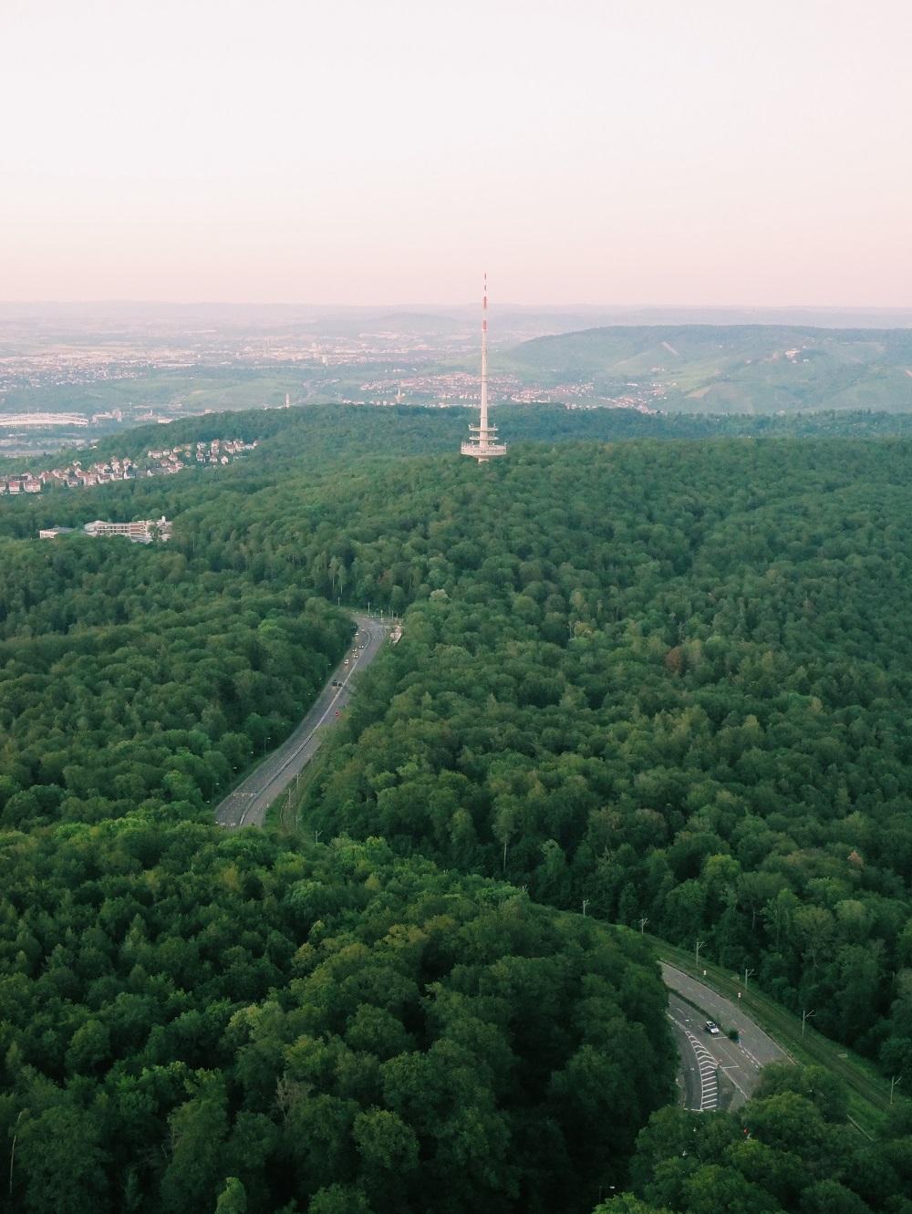 torre della televisione stoccarda Cosa vedere a Stoccarda