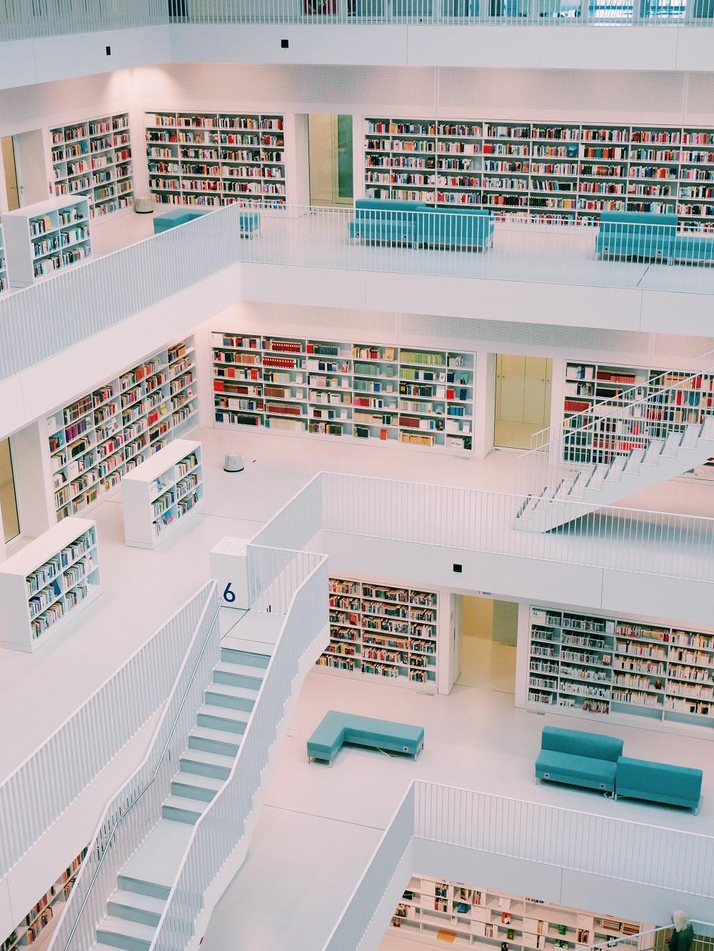biblioteca stoccarda Cosa vedere a Stoccarda