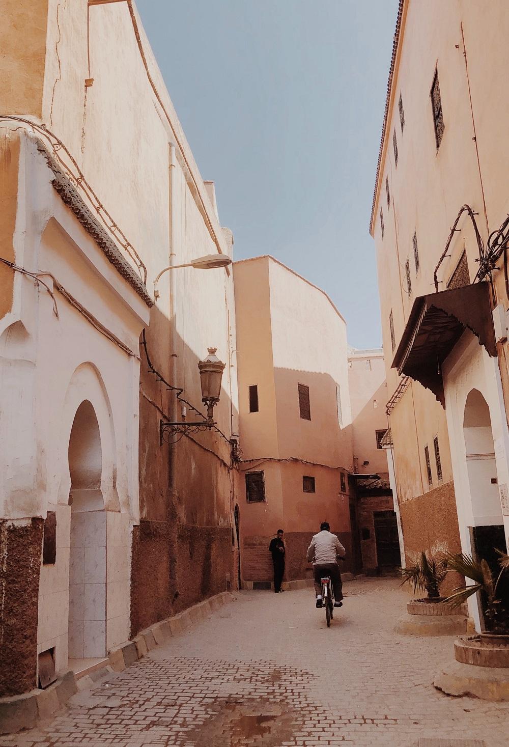 weekend in primavera marrakech