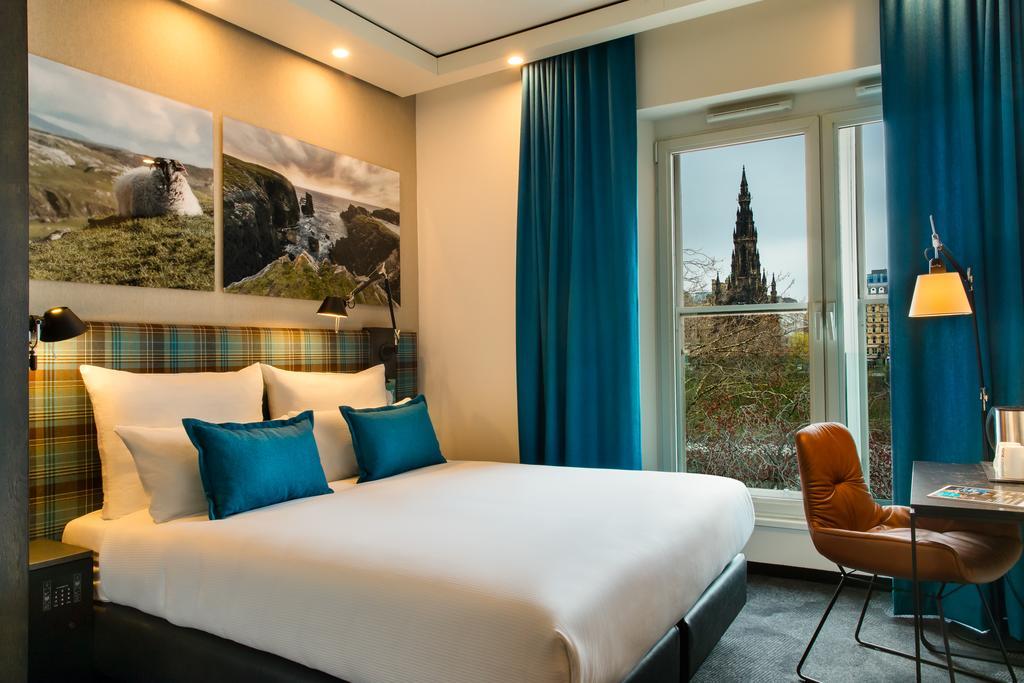 hotel low cost edimburgo