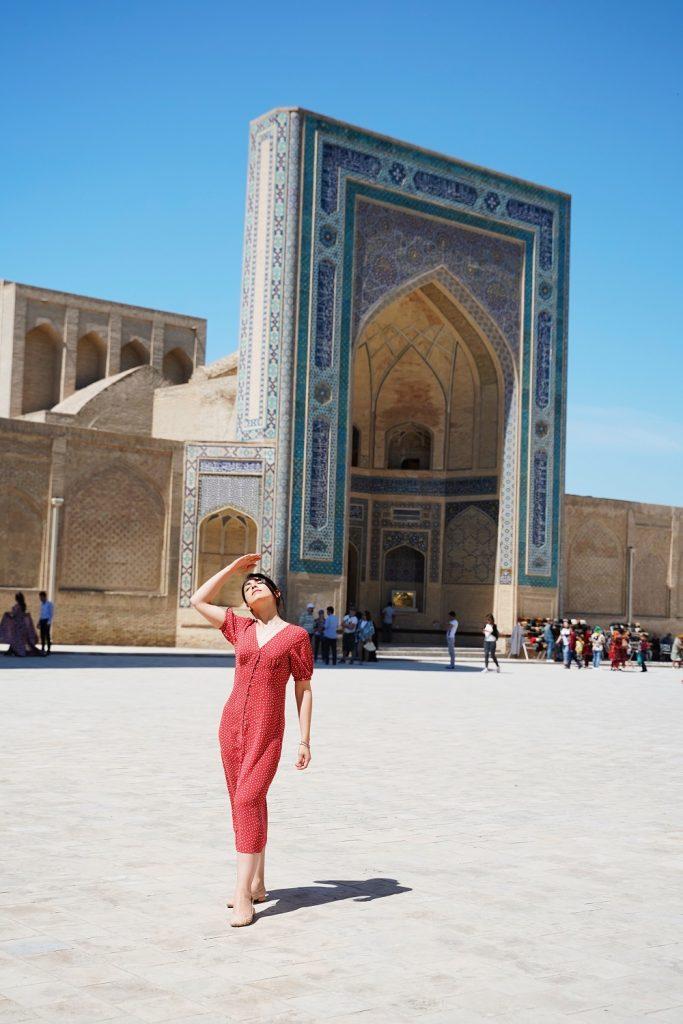 cosa vedere in uzbekistan