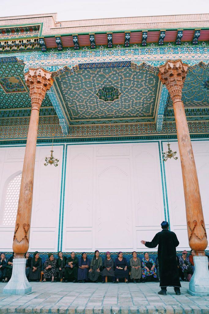 cosa vedere in uzbekistan bukhara uzbekistan