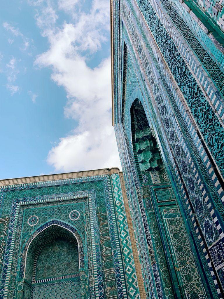 cosa vedere in uzbekistan samarcanda