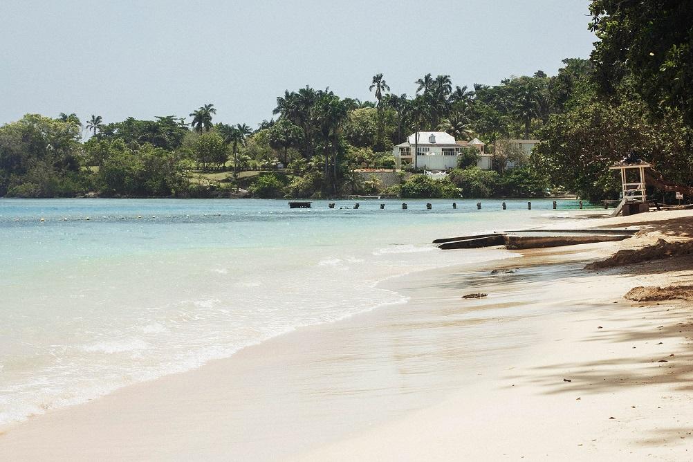 jamaica inverno mare