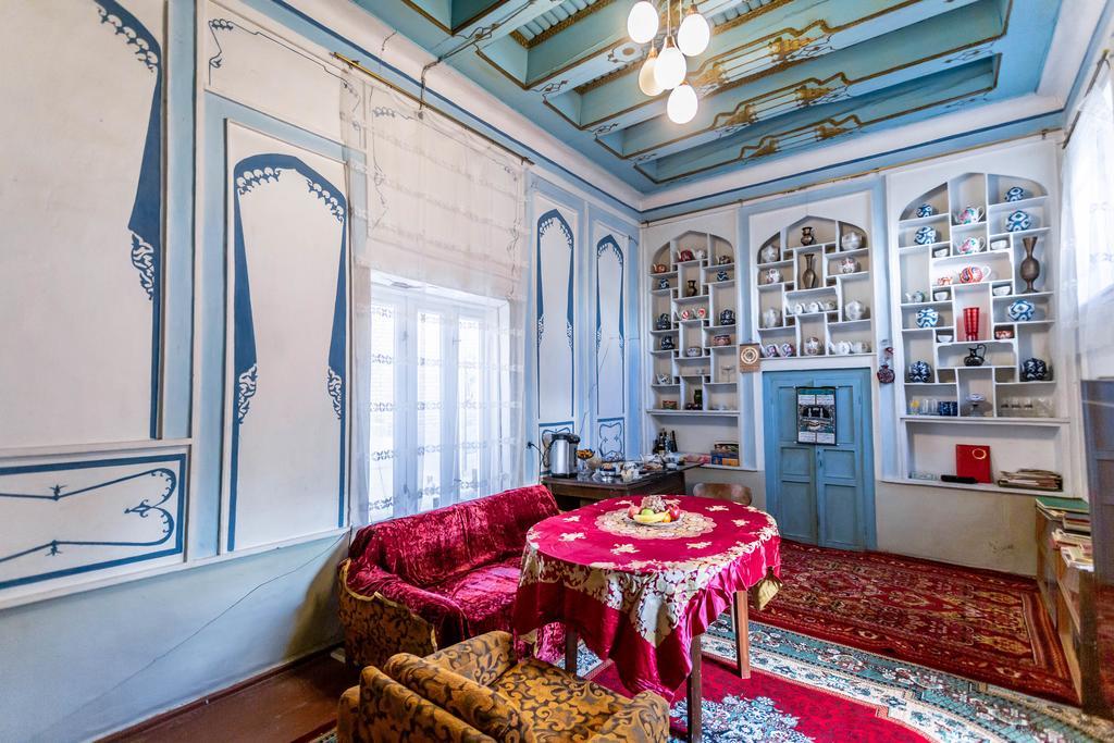 Usman Heritage Hotel bukhara