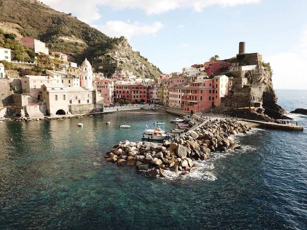 cinque terre weekend romantico italia