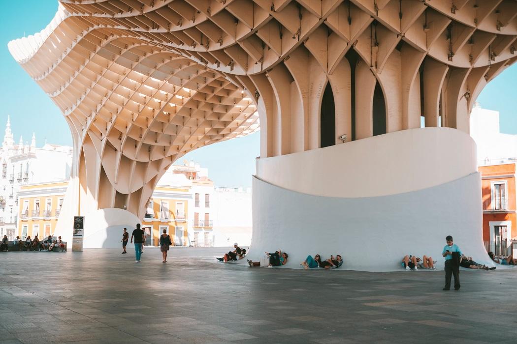 Setas de Sevilla, Plaza de la Encarnación, Siviglia, Spagna cosa vedere a siviglia unsplash