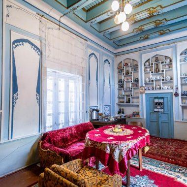 dove dormire bukhara in Uzbeistan