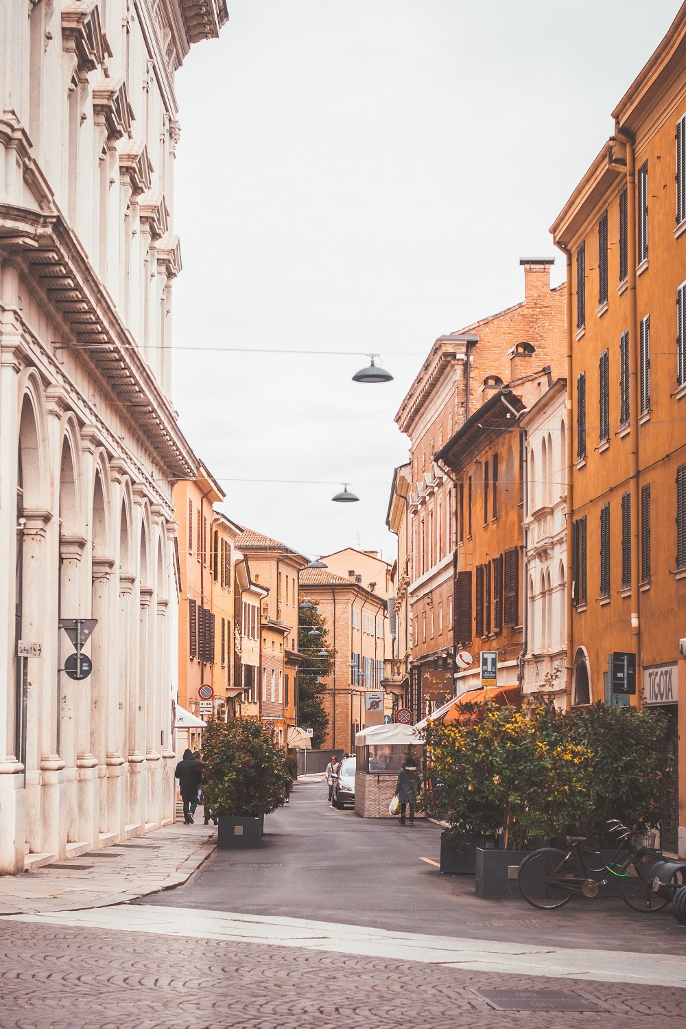 unsplash italy ferrara weekend romantico italia