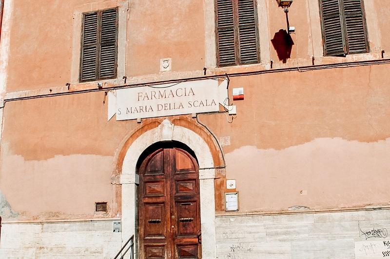 Farmacia la scala - Roma
