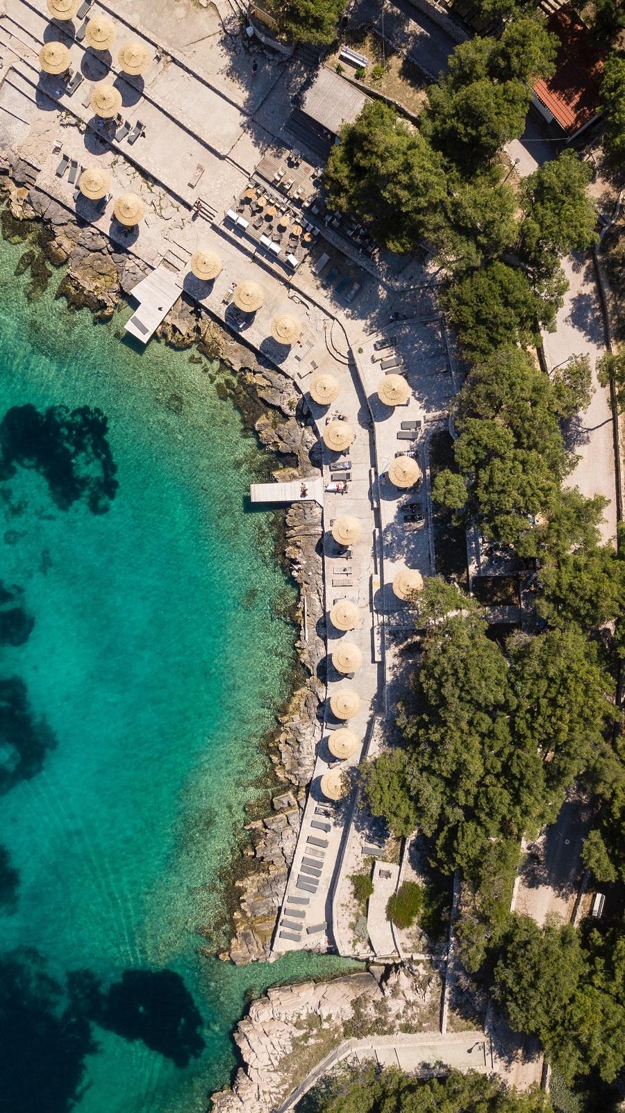 Obonjan isola croazia