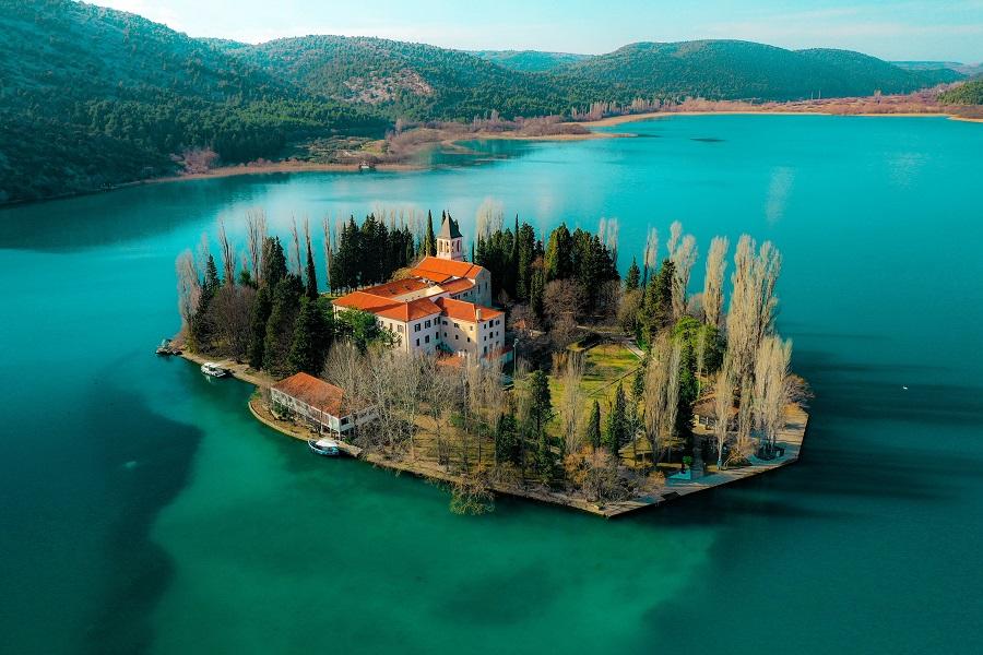 Parco Nazionale di Krka & Monastero di Visovac croazia cosa vedere