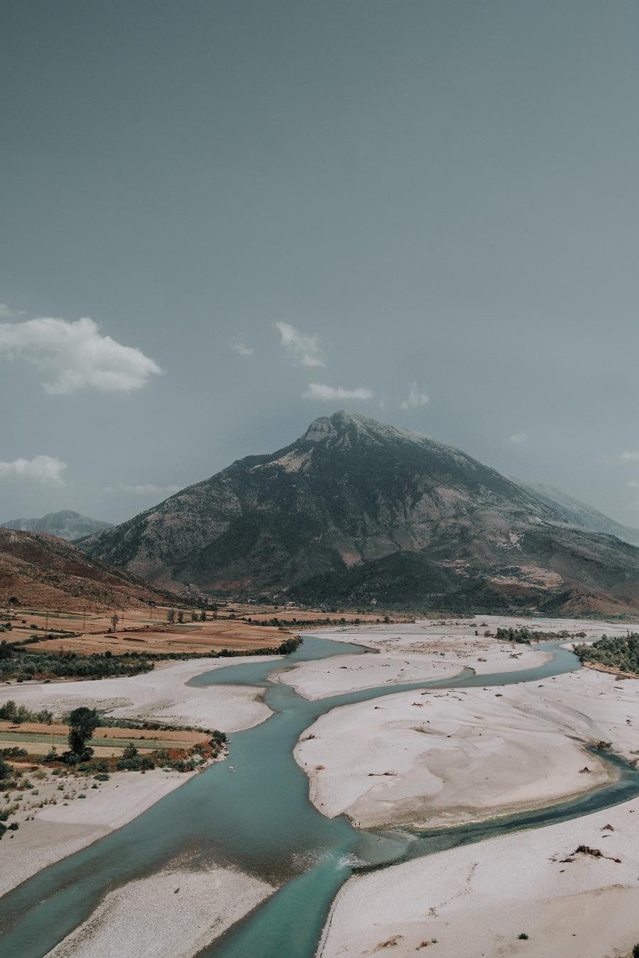fiume viosa albania cosa vedere balcani