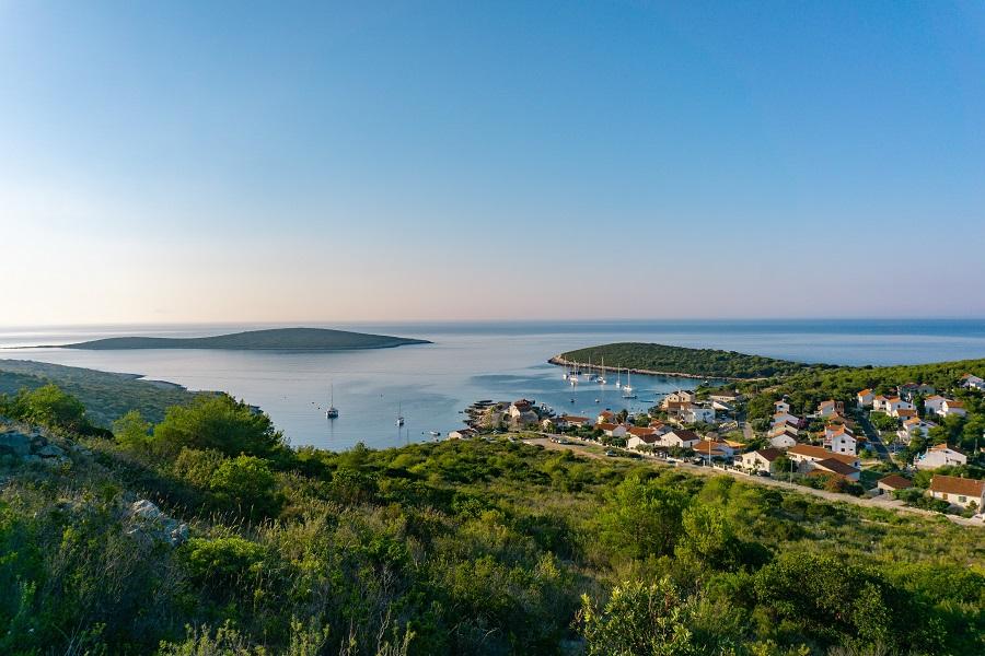 isola di vis croazia