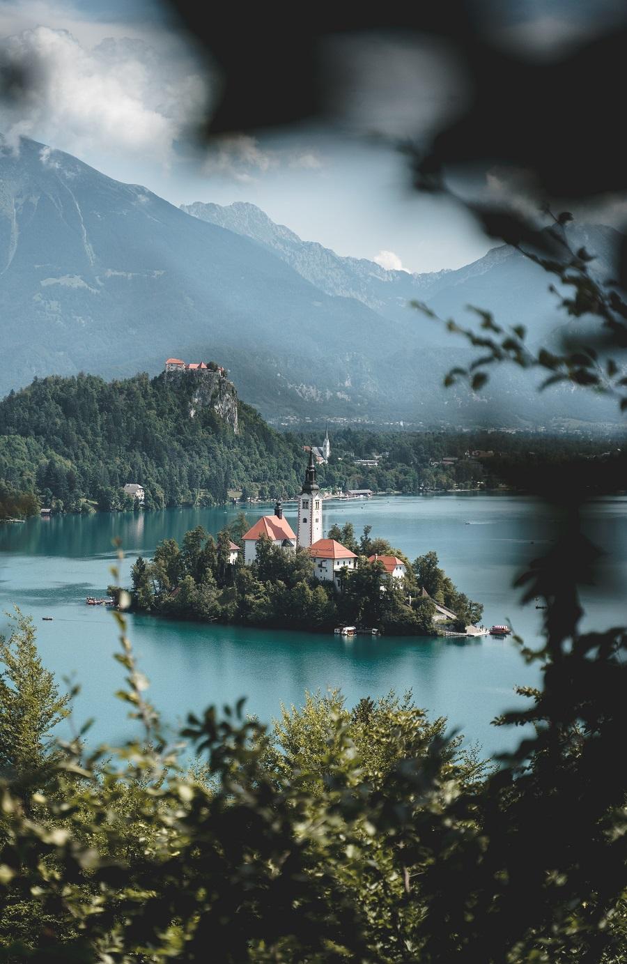 lago di bled slovenia cosa vedere balcani cosa vedere penisola balcanica