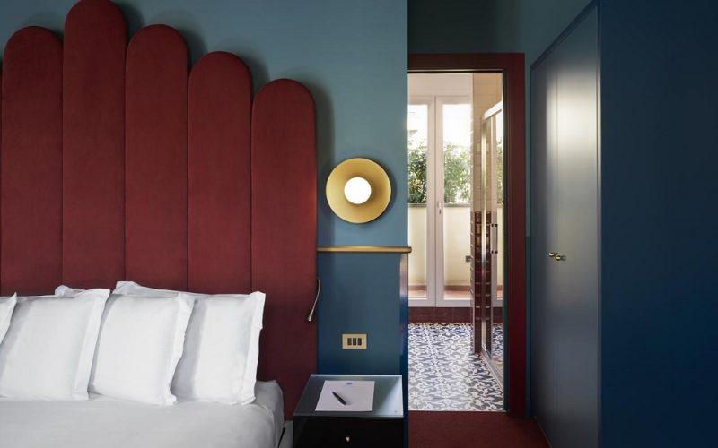 hotel a milano di design