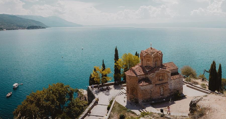 ohrid cosa vedere penisola balcanica