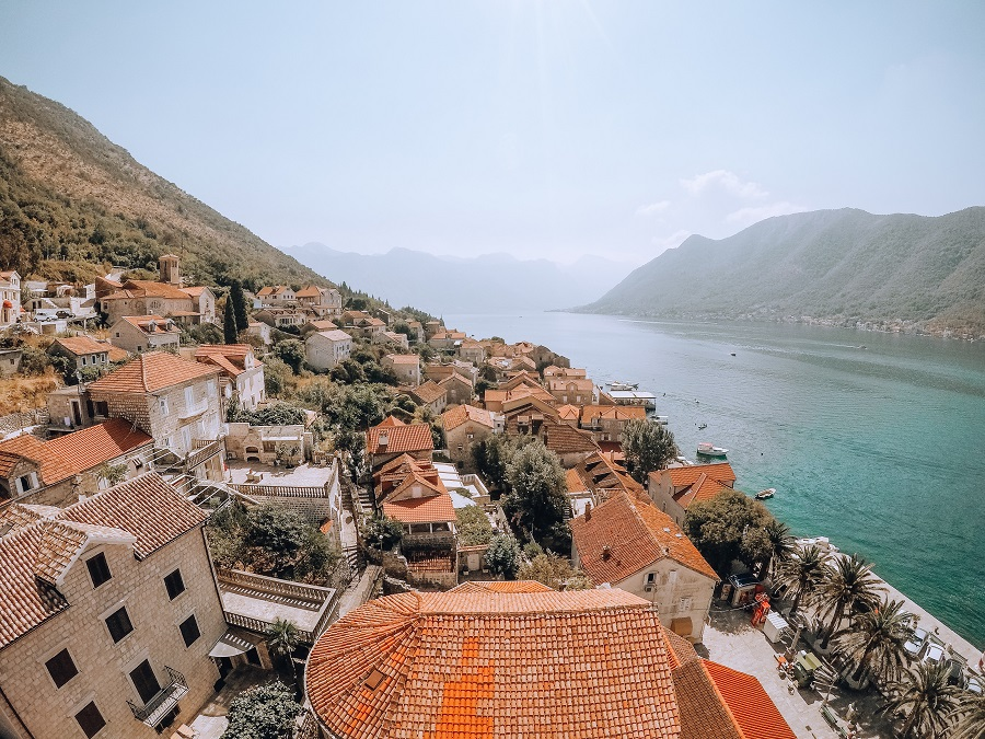 perast montenegro cosa vedere