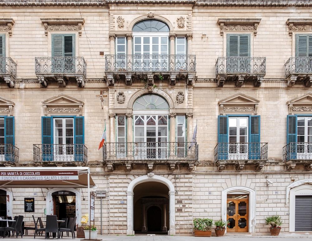 pinacoteca palazzo grimaldi modica cosa vedere