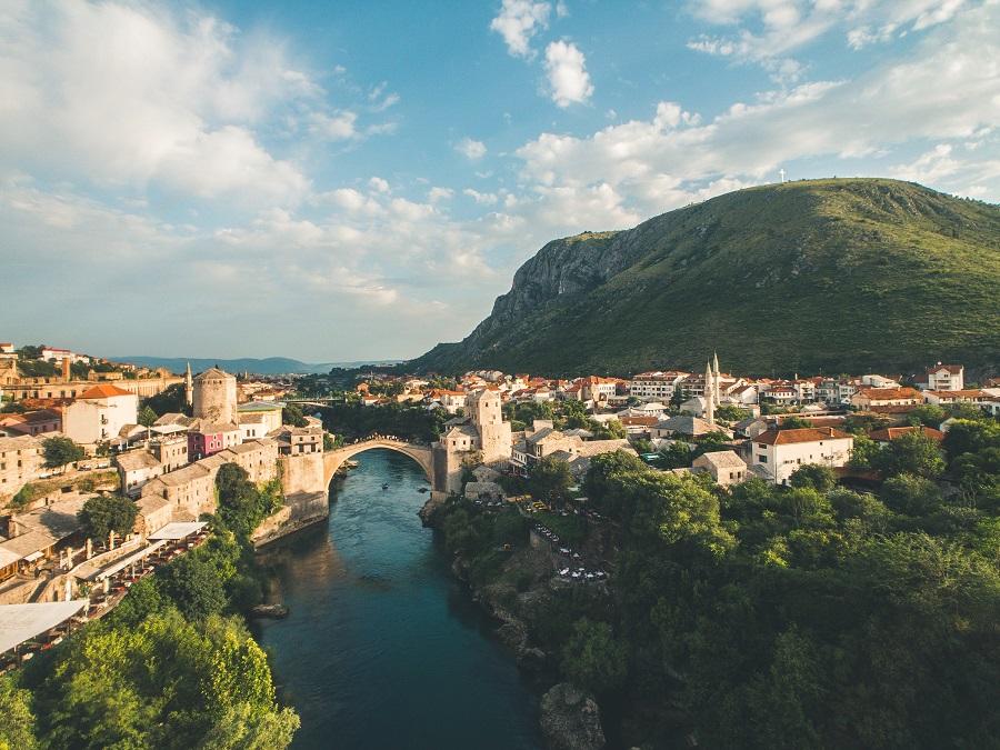 ponte mostar bosnia erzegovina cosa vedere balcani cosa vedere penisola balcanica