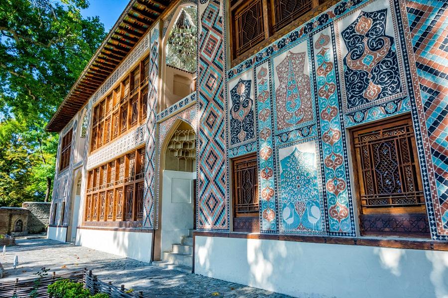 sheki cosa vedere azerbaijan