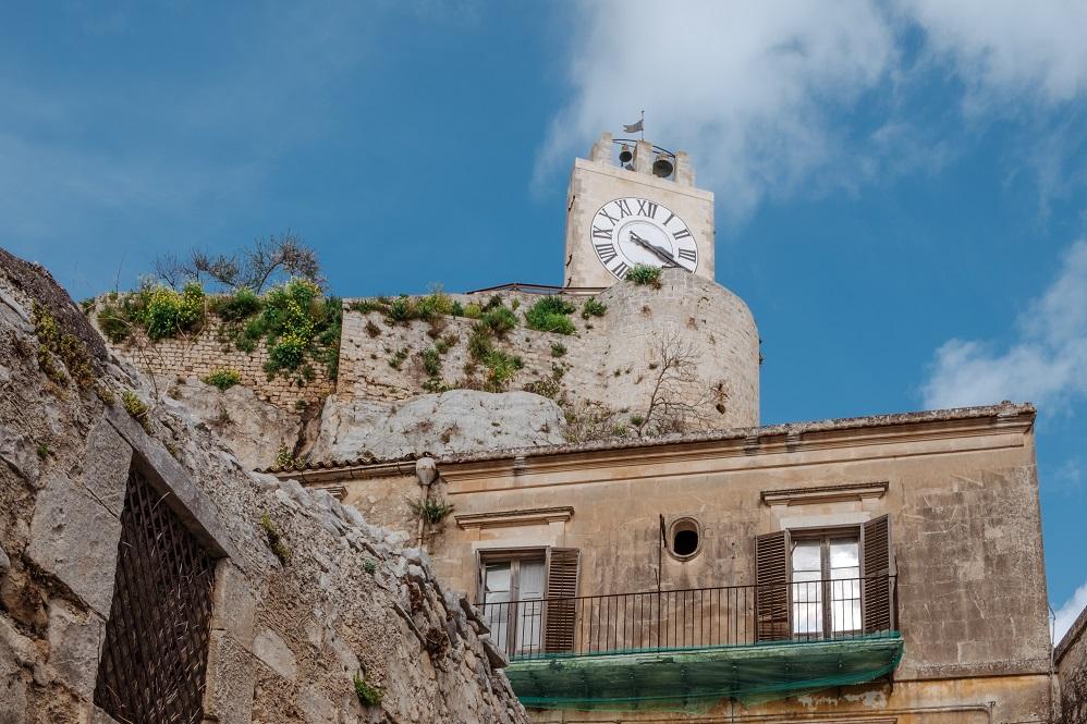 torre dell'orologio modica cosa vedere
