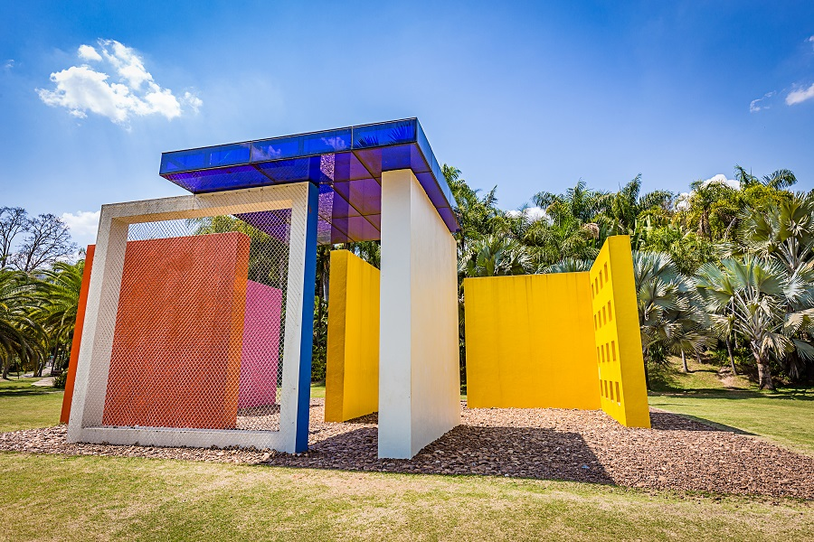 Inhotim Museum Brasile art nature architecture
