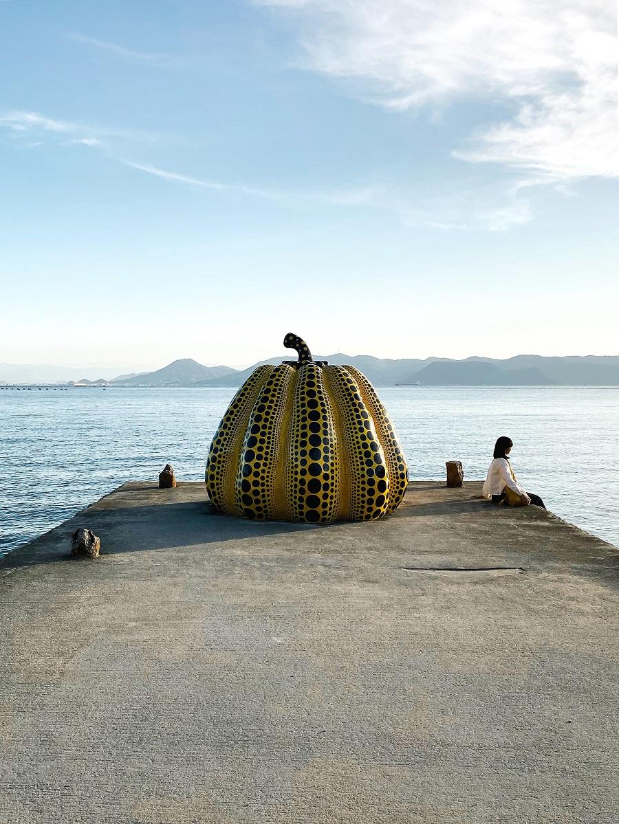 Naoshima Island (1) natura arte e architettura musei nella natura