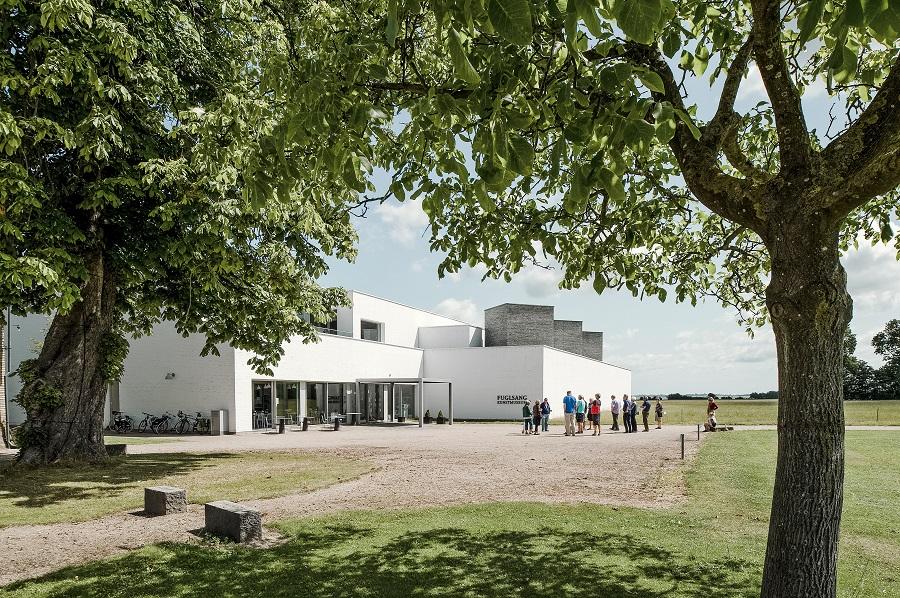 Fuglsang museum Danimarca