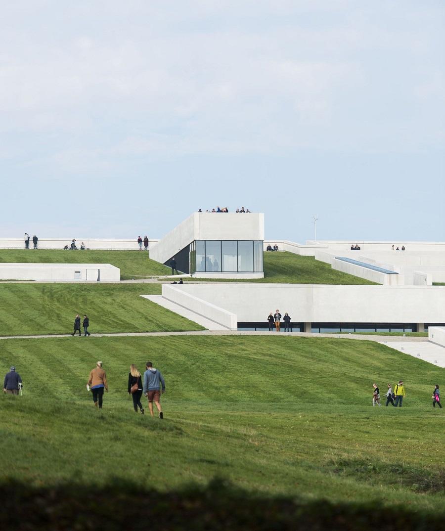 Moesgaard Museum musei nella natura
